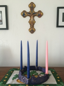 My Advent Wreath